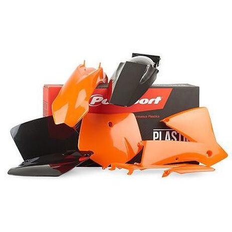 _Kit Plásticos Polisport KTM SX 01-02 EXC 03 EXCF 03 | 90100 | Greenland MX_