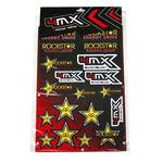 _Adhesivos Variados Rockstar 4MX | 01KITA606R | Greenland MX_