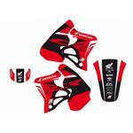 _Kit Adhesivos Blackbird Dream 4 Honda CR 125 93-97  CR 250 92-96 | 2140N | Greenland MX_