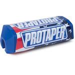 _Protector Manillar sin Barra Pro Taper 2.0 Square-Race Azul/Rojo | 02-1764-P | Greenland MX_