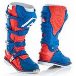 _Botas Acerbis X-Move 2.0 Rojo/Azul | 0017719.344 | Greenland MX_