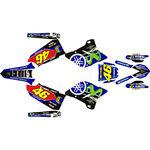 _Kit Adhesivos Completo Yamaha YZ 125/250 15-20 VR 46 Edition | SK-YYZ1252501520VR-P | Greenland MX_