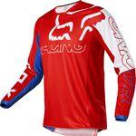 _Jersey Fox 180 Skew Blanco/Rojo/Azul | 28148-574 | Greenland MX_