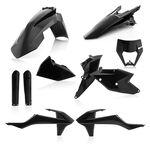 _Full Kit Plásticos Acerbis KTM EXC/EXC-F 17-19 Negro | 0022371.090-P | Greenland MX_