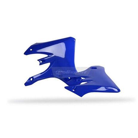 _Tapas Radiador Polisport Yamaha YZ 250/450 F 03-05 WR 250/450 F 05-06 Azul | 8429200002 | Greenland MX_