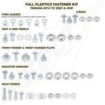 _Kit Tornilleria de Plásticos + Casquillos Yamaha YZ 250/450 F 2014   BO-YAM-140002   Greenland MX_
