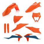 _Full Kit Plásticos Acerbis KTM EXC/EXC F 20-.. Réplica 22   0024054.553.022-P   Greenland MX_