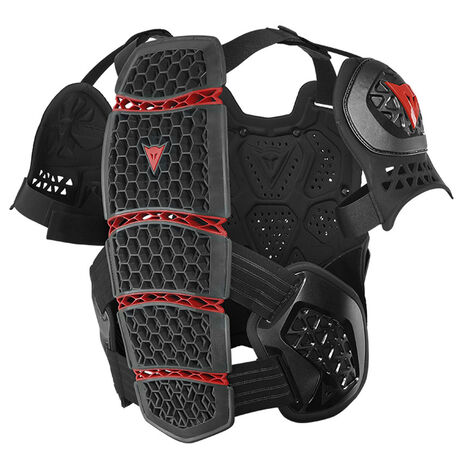 _Peto Dainese ROOST  MX1 Negro | DN76196 | Greenland MX_