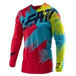 _Jersey Leatt GPX 4.5 Lite Rojo/Lima | LB5019011280P | Greenland MX_