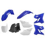 _Kit Plásticos Polisport MX Restyling Yamaha YZ 125/250 02-14 a 15-18 OEM | 90716 | Greenland MX_