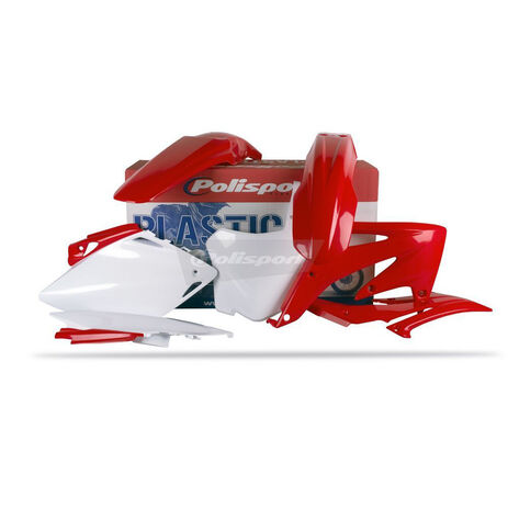 _Kit Plásticos Polisport Honda CRF 450 08 | 90175 | Greenland MX_