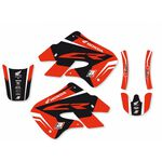 _Kit Adhesivos Blackbird Dream 4 Honda CR 125 98-99 CR 250 97-99 | 2139N | Greenland MX_