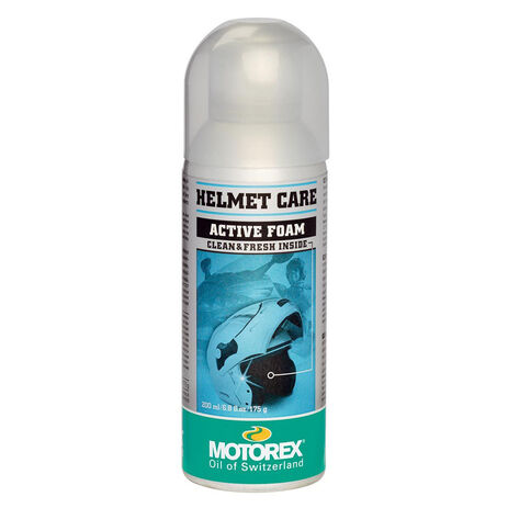 _Desodorante Casco Motorex Espuma 200 Ml | MT169C00PM | Greenland MX_