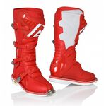_Botas Acerbis X-Pro V Rojo | 0021596.110 | Greenland MX_