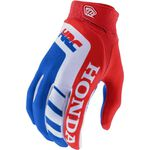_Guantes Troy Lee Designs Air Honda Blanco/Rojo/Azul | 44084000-P | Greenland MX_