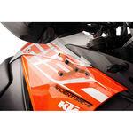 _Deflector Superior Puig KTM 1090 Adventure/R 1290 Super Adventure R/S 17-19 Transparente | 9623W-P | Greenland MX_
