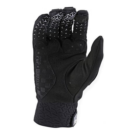 _Guantes Troy Lee Designs Swelter Negro | 43878600-P | Greenland MX_
