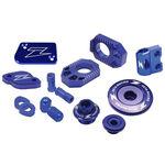 _Kit Accesorios Aluminio Zeta Racing Suzuki RMZ 250 07-18 RMZ 450 05-18 Azul   ZE51-2236   Greenland MX_
