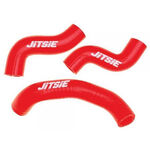 _Manguitos Radiador Jitsie Trial Beta Evo 2T 09-17 Rojo | JI109-4540R | Greenland MX_