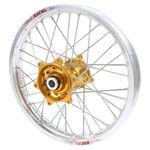 _Rueda Trasera Talon-Excel Suzuki RMZ 250/450 07-.. 18 x 2.15 Oro-Plata | TW663LGS | Greenland MX_