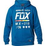 _Sudadera Fox District 2 Azul | 19691-157-P | Greenland MX_
