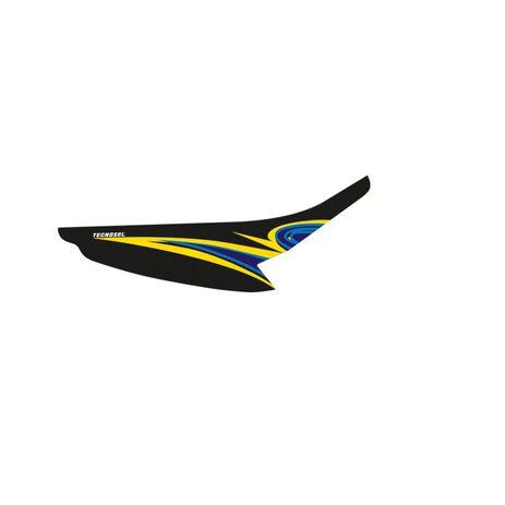 _Kit Adhesivos + Funda de Asiento Tecnosel Replica Team Suzuki 2001 RM 125/250 01-08   83V04   Greenland MX_