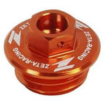_Tapón Llenado Aceite KTM 2T/4T Naranja   ZE89-2416   Greenland MX_
