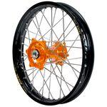 _Rueda Trasera Talon-Excel KTM SX/SXF 12-.. Husqv. FC/TC 16-.. 18 x 2.15 (Eje 25MM) Naranja-Negro | TW693LORBK | Greenland MX_