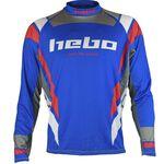 _Jersey Hebo Trial Race Pro III Azul | HE2174A-P | Greenland MX_