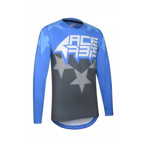_Jersey Acerbis X-Flex Starchaser Azul/Gris   0024323.249   Greenland MX_