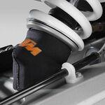 _Neopreno Protector de Amortiguador Trasero PDS KTM | 59504090050 | Greenland MX_