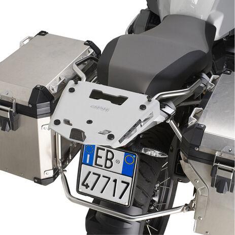 _Adaptador Posterior Específico en Aluminio para Maleta Monokey Givi BMW R 1250 GS Adventure 2019 | SRA5112 | Greenland MX_