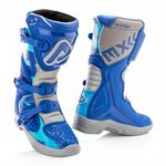 _Botas Infantiles Acerbis X-Team Azul/Gris | 0024249.249 | Greenland MX_