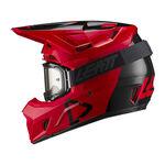 _Casco con Gafas Leatt Moto 7.5 Rojo | LB1021000180-P | Greenland MX_
