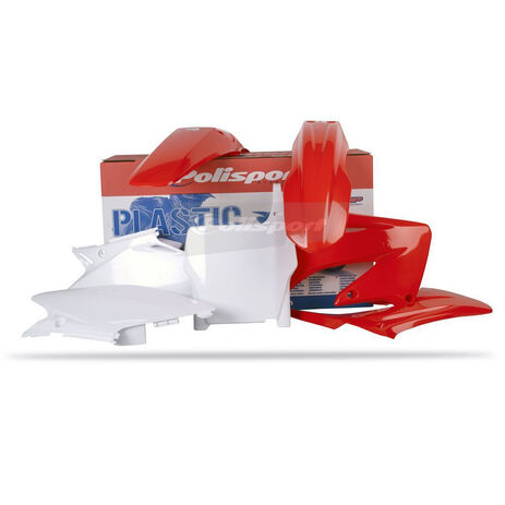 _Kit Plásticos Polisport Honda CR 125/250 04-07 | 90082 | Greenland MX_