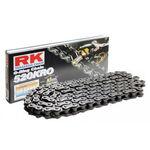 _Cadena RK 520 KRO Reforzada con Retenes 120 Pasos | HB752040120K | Greenland MX_