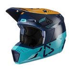 _Casco Leatt Moto 3.5 Azul | LB1021000250-P | Greenland MX_