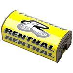 _Protector Manillar Renthal Fat Bar Amarillo | P283-P | Greenland MX_