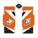 _Kit Adhesivos Rejilla Radiador Blackbird KTM EXC 08-16 SX/SX-F 07-15 | A501E | Greenland MX_