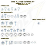 _Kit Tornilleria de Plásticos + Casquillos Yamaha YZ 250 F 10-13 WR 450 F 12-13 | BO-YAM-101002 | Greenland MX_