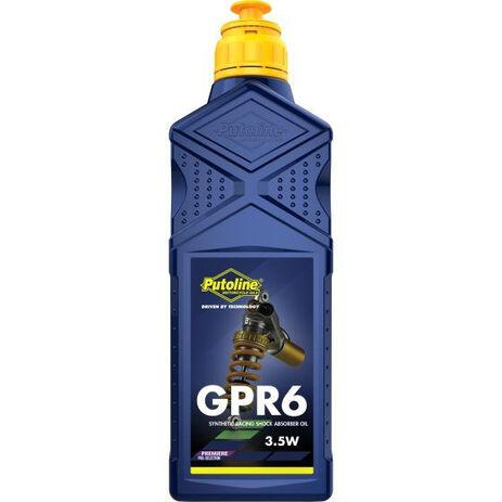 _Aceite Putoline Amortiguadores GPR 6 SAE 3.5 1 Litro | PT70178 | Greenland MX_