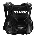 _Peto Infantil Thor Guardian MX Carbón/Negro | 2701-086-P | Greenland MX_