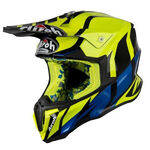 _Casco Airoh Twist Great Amarillo | TWGR17M | Greenland MX_