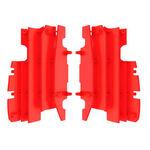 _Kit Rejillas Radiador KTM SX 16-.. EXC 17-..Husqvarna FC/TC 16-..FE/TE 17-..Naranja 16 | 8457900001 | Greenland MX_