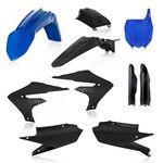 _Full Kit Plásticos Acerbis Yamaha YZ 250/450 F 19-.. Negro/Azul   0023631.316-P   Greenland MX_