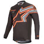 _Jersey Alpinestars Racer Braap 2020 Gris/Naranja Flúor   3761420-9340   Greenland MX_