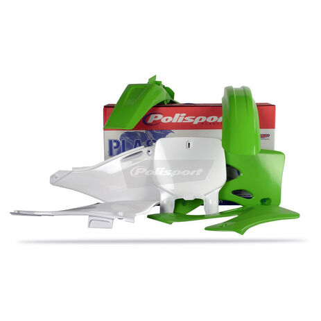 _Kit Plásticos Polisport Kawasaki KX 125/250 99-02   90089   Greenland MX_