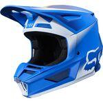 _Casco Fox V2 Vlar Azul | 24264-002 | Greenland MX_