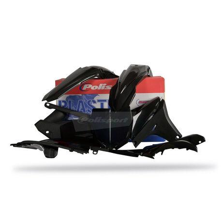 _Kit Plásticos Polisport Yamaha YZ 450 F 10-13 Negro | 90263 | Greenland MX_