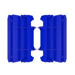 _Kit Rejillas Radiador Polisport Yamaha YZ 125/250 05-18 Azul | 8985500001 | Greenland MX_